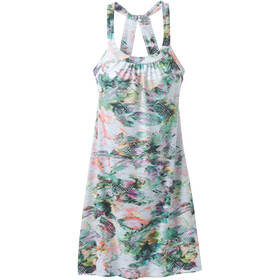 Prana Cantine Dress Dame white graceful